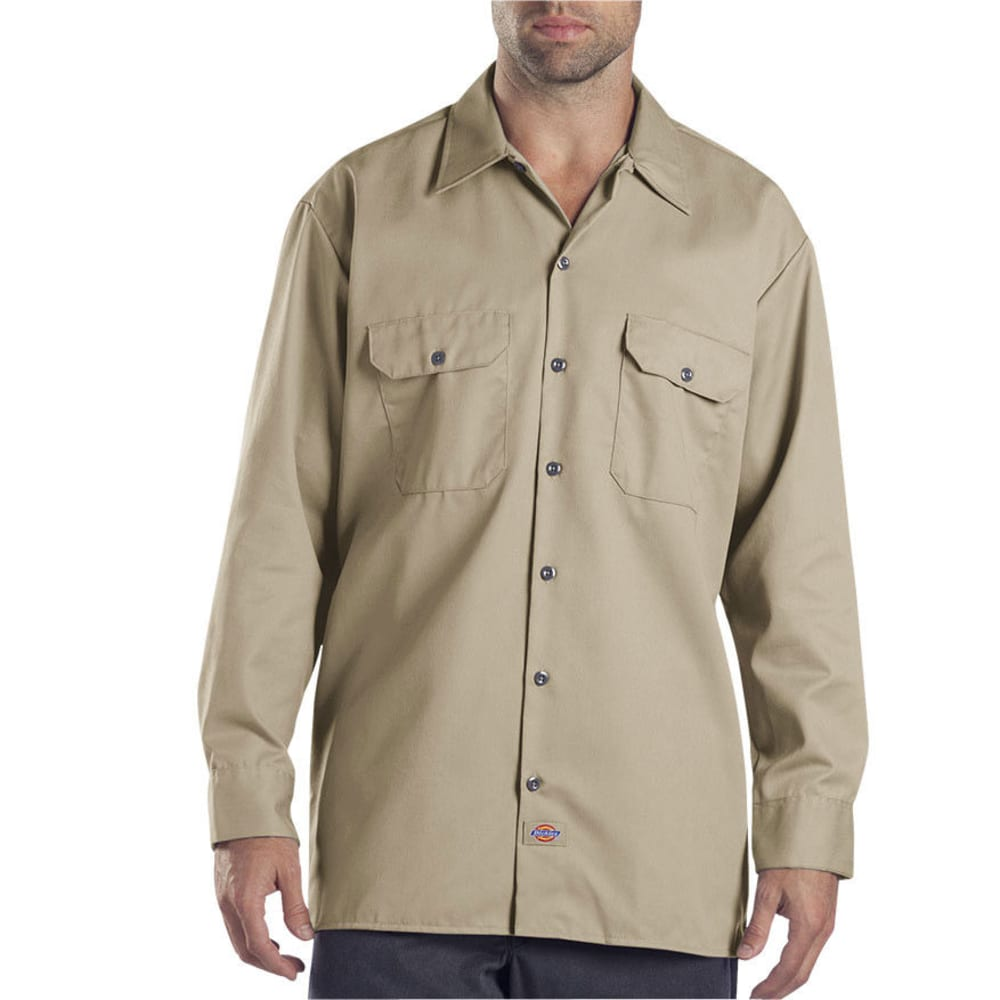 Dickies Men's Work Shirt