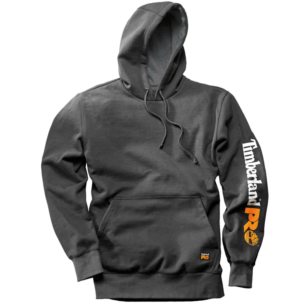 TIMBERLAND PRO Men's Hood Honcho Pullover Hoodie - CHARCOAL