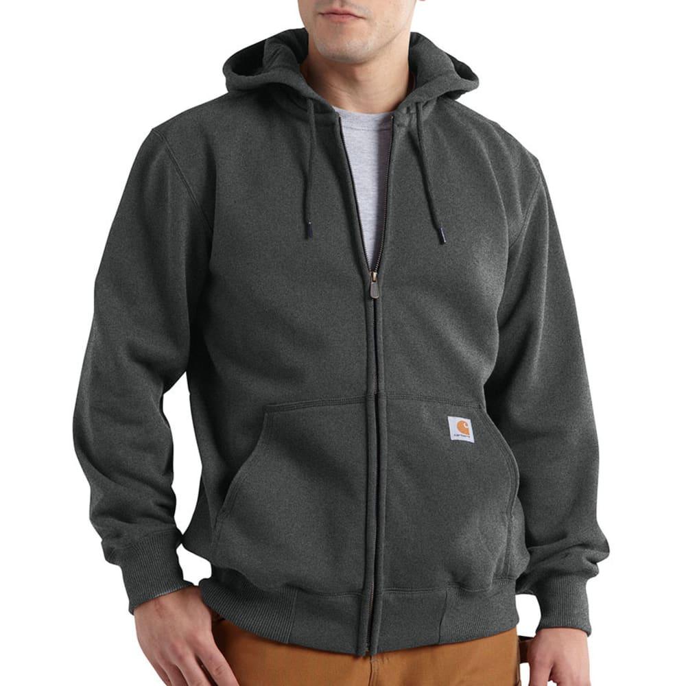 CARHARTT Men's Paxton Hood Zip-Front Sweatshirt M