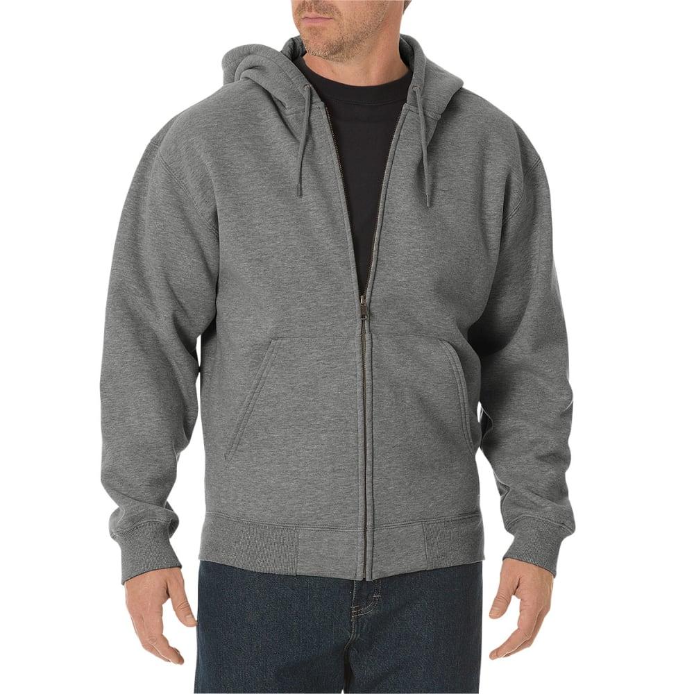 DICKIES Men's Midweight Fleece Full Zip Hoodie S