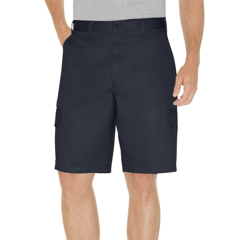 DICKIES Men's Loose Fit Cargo Shorts - RDN NAVY