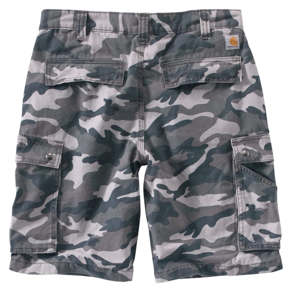 CARHARTT Men's Rugged Cargo Camo Shorts