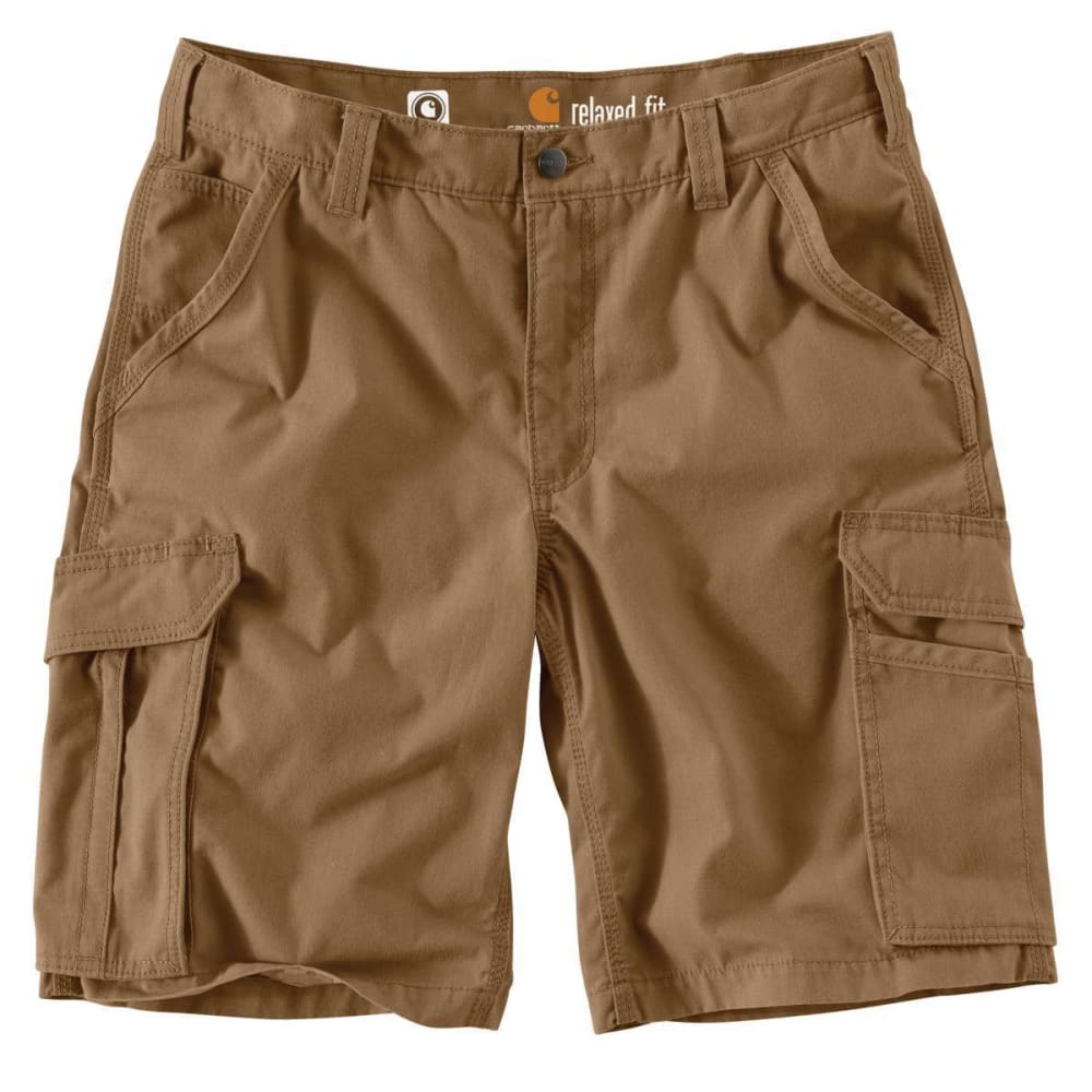 CARHARTT Men's Force Tappen Cargo Shorts - YUKON 257