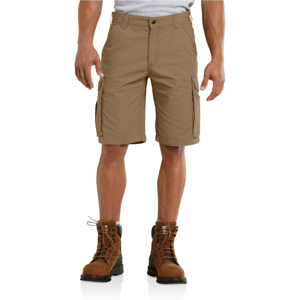CARHARTT Men's Force Tappen Cargo Shorts - YUKON 257