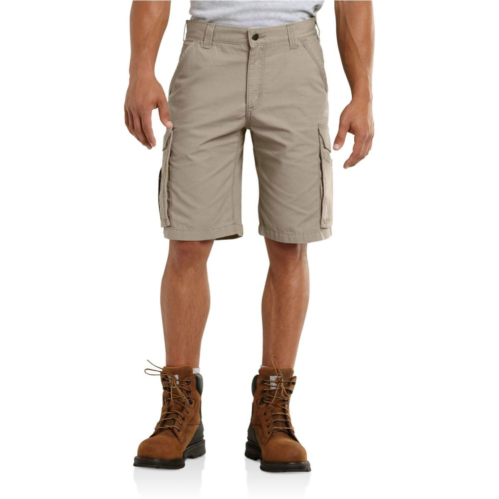 CARHARTT Men's Force Tappen Cargo Shorts - TAN 232
