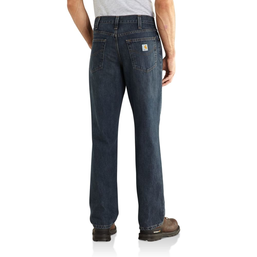 CARHARTT Men's Relaxed Fit Holter Jeans - BEDROCK 968