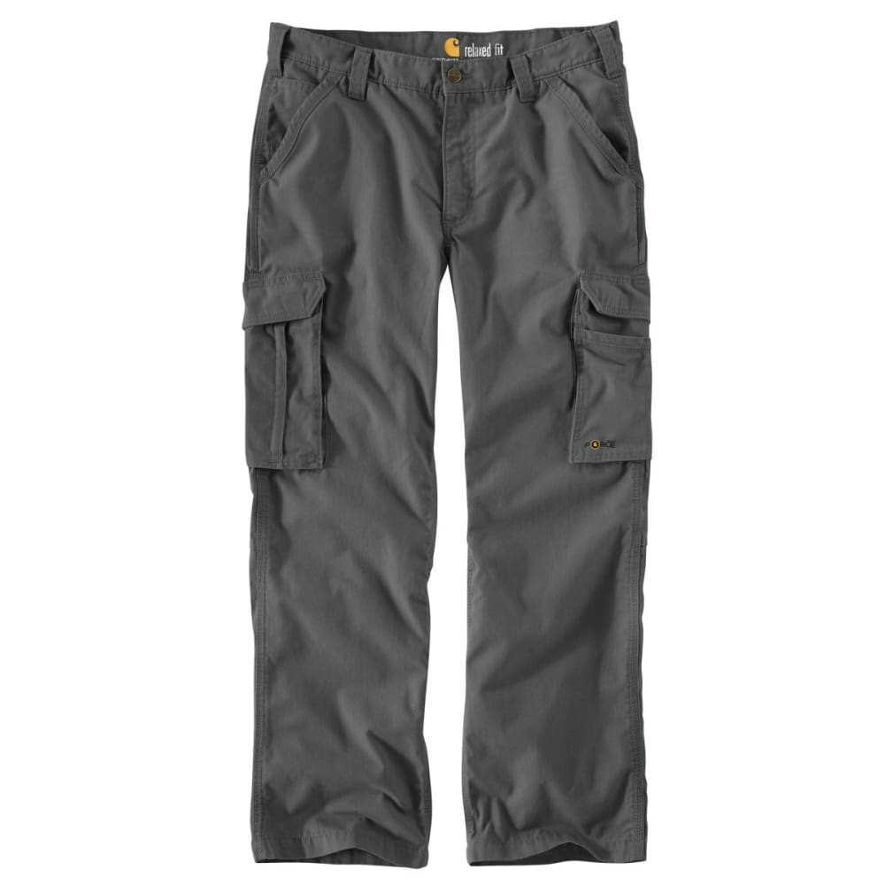 CARHARTT Men's Force Tappen Cargo Pants - 039 GRAVEL
