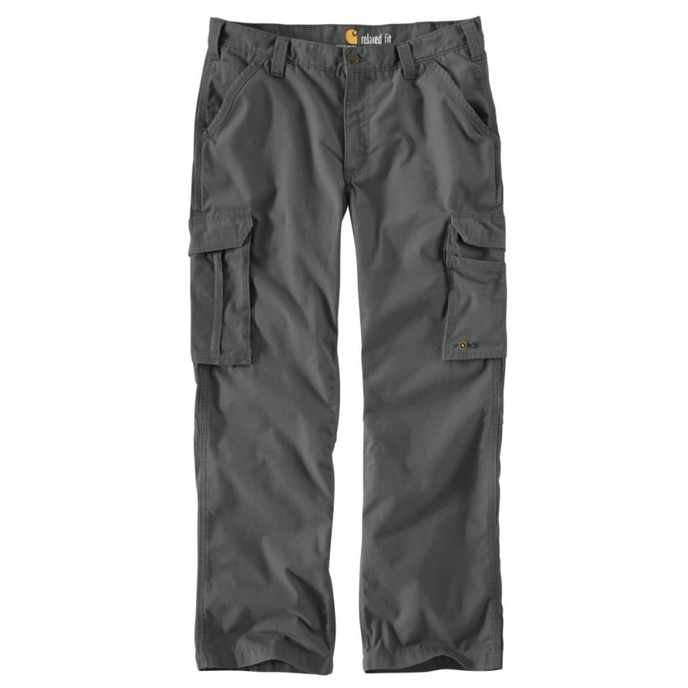 CARHARTT Men's Force Tappen Cargo Pants - 039 GRAVEL