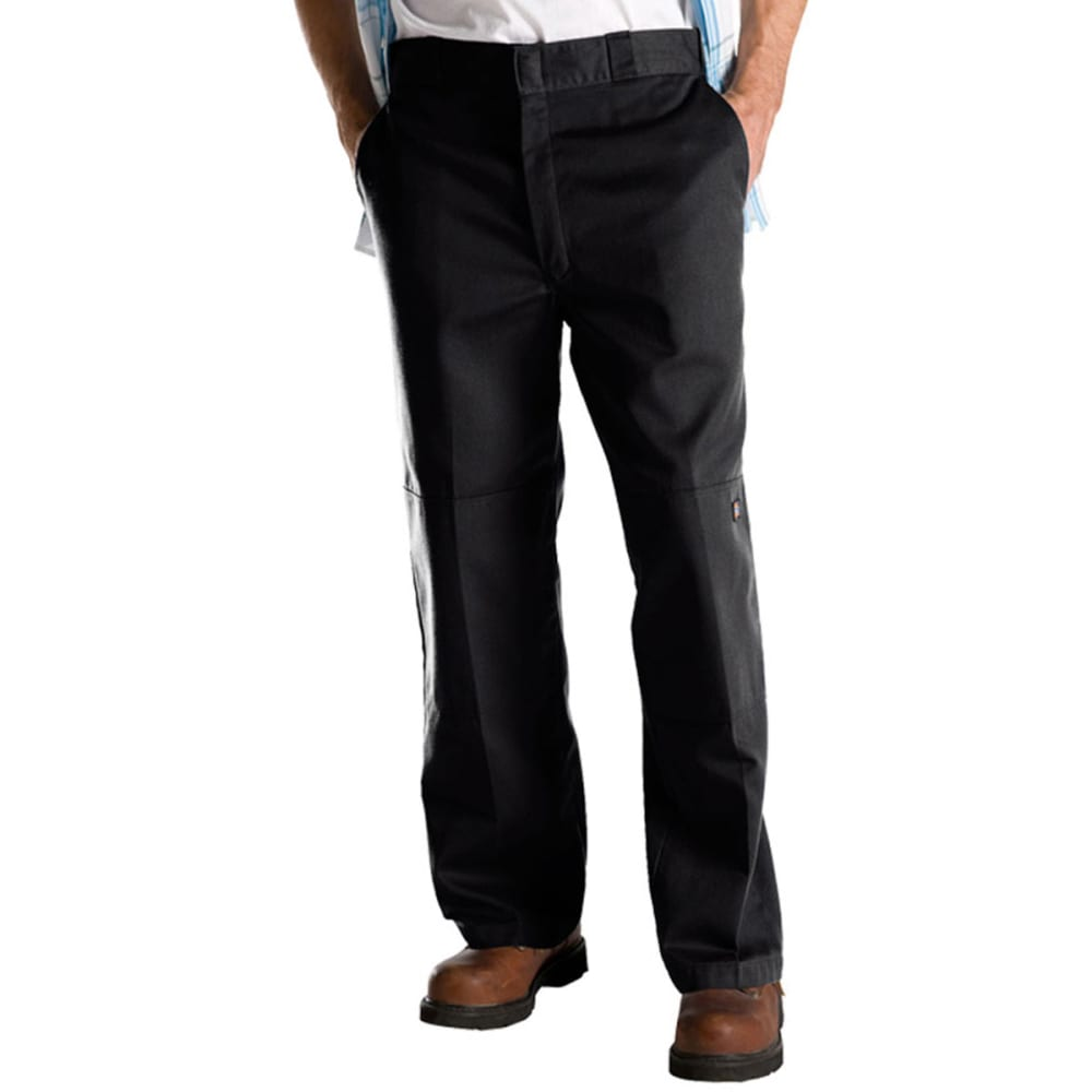 DICKIES Double-Knee Pants - BLACK