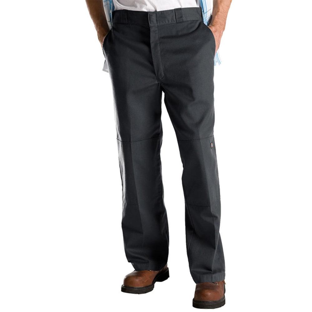 DICKIES Double-Knee Pants - CHARCOAL