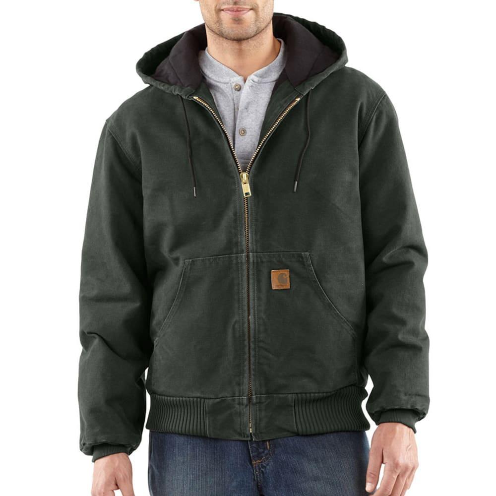 CARHARTT Men's Sandstone Duck Jacket - MOSS