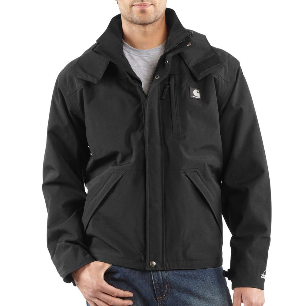 ab36e32710018 CARHARTT Men's Shoreline Jacket - BLACK