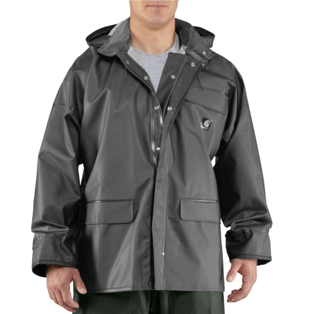 CARHARTT Men's Surrey PVC Rain Coat M