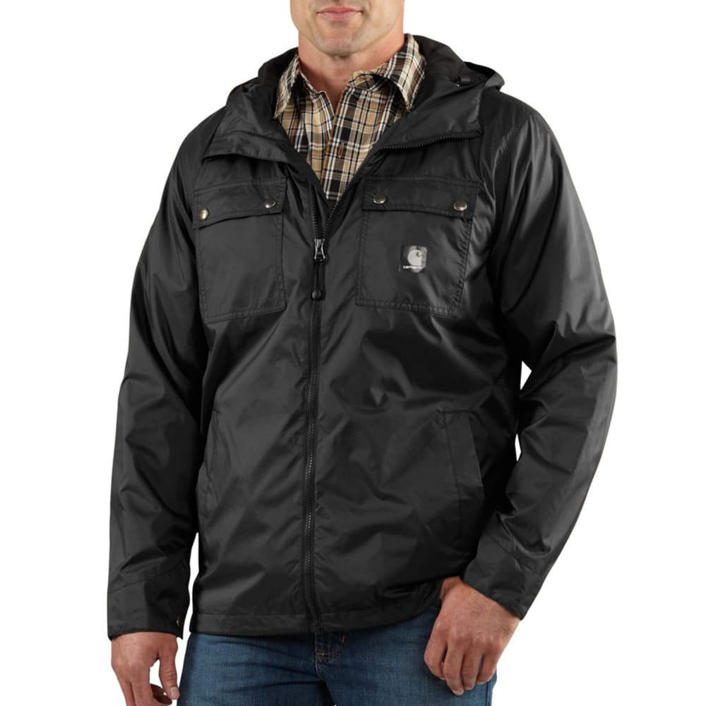CARHARTT Men's Rockford Jacket - 001 BLACK