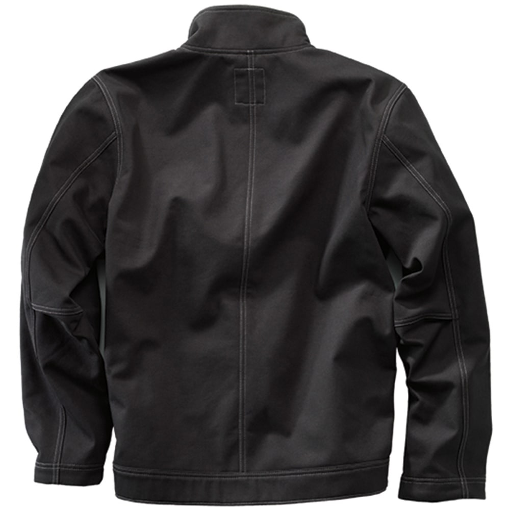 TIMBERLAND PRO® Men's Stud-Lee Canvas Windproof Jacket - BLACK 015
