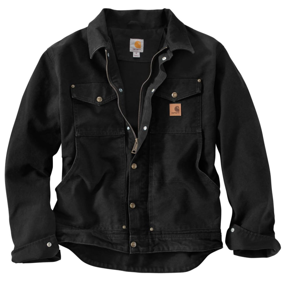 CARHARTT Men's Berwick Jacket - 001 BLACK