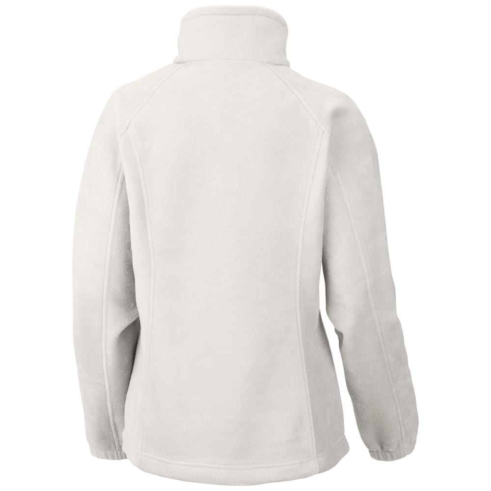 COLUMBIA Women's Benton Springs Fleece Jacket - 125-SEA SALT