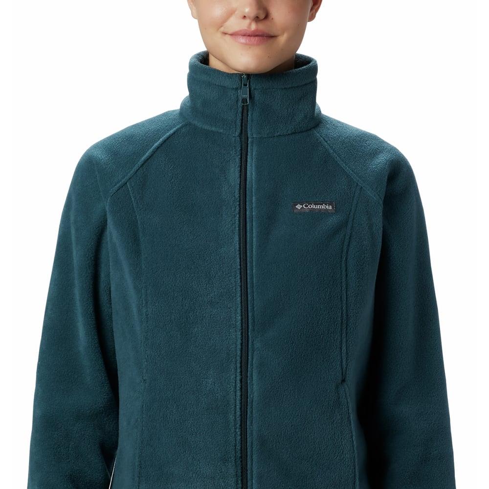 COLUMBIA Women's Benton Springs Fleece Jacket - DARK SEAS-376