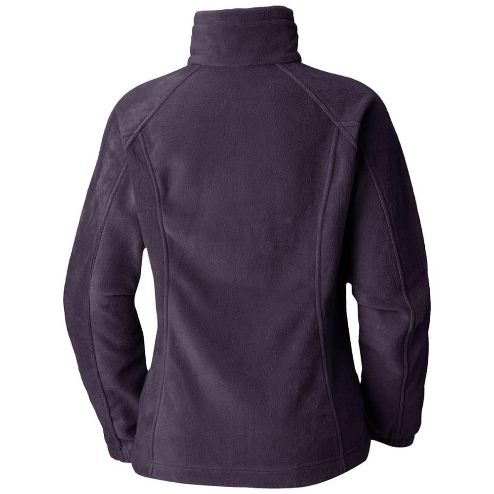 COLUMBIA Women's Benton Springs Fleece Jacket - DARK PLUM-507