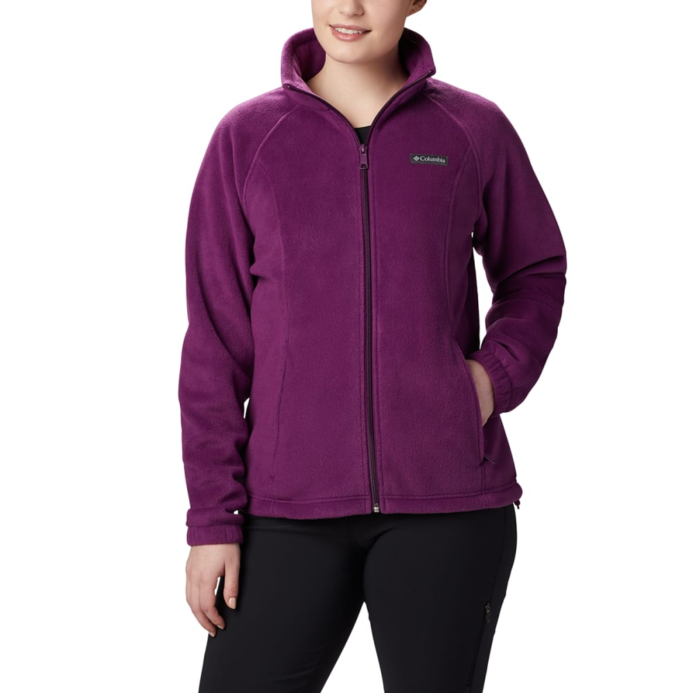 COLUMBIA Women's Benton Springs Fleece Jacket M
