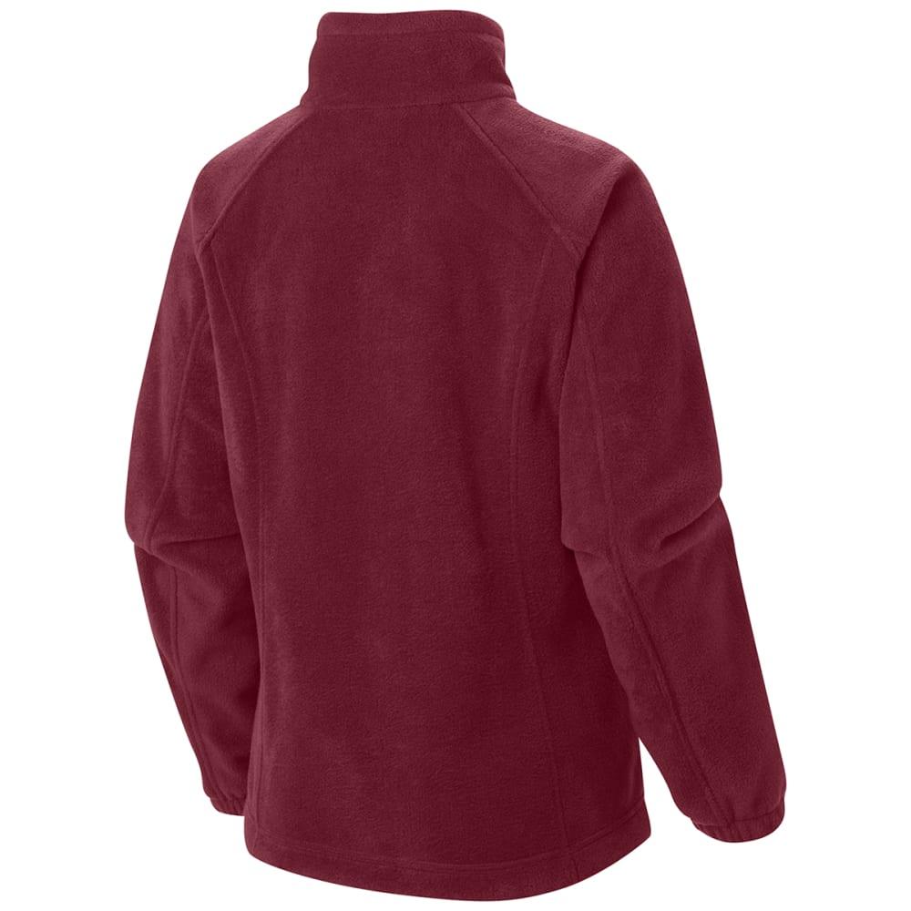 COLUMBIA Women's Benton Springs Fleece Jacket - BEET-607