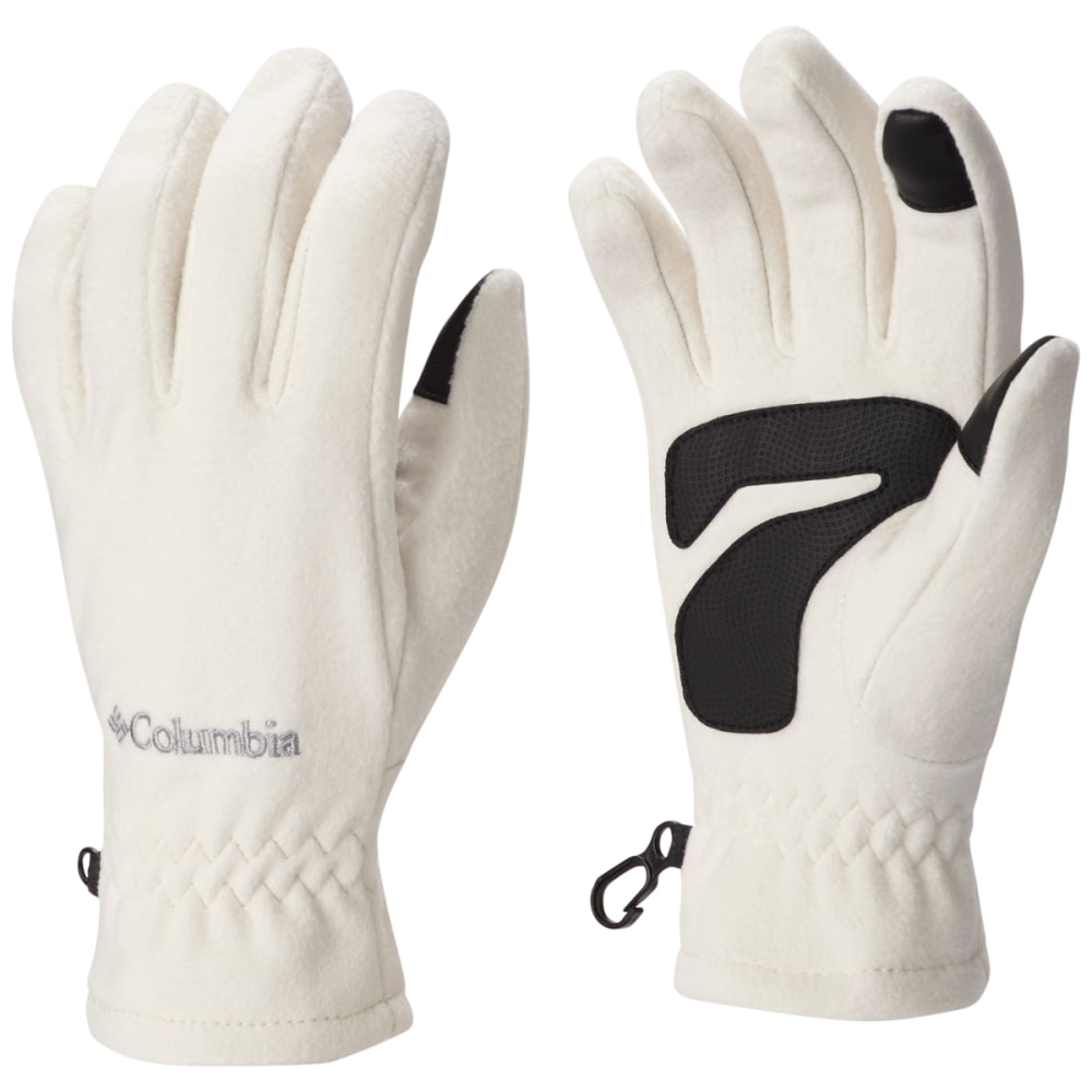 COLUMBIA Women's Thermarator Gloves - CHALK