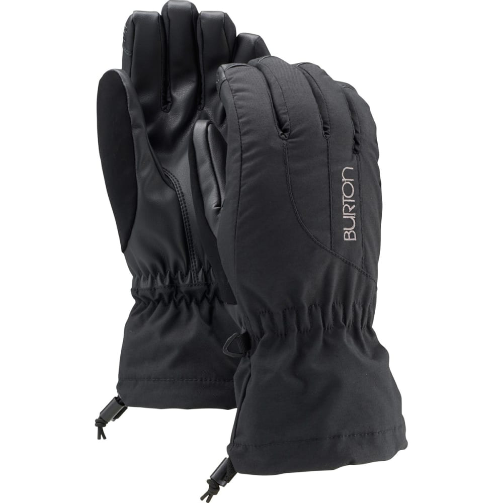 BURTON Women's Profile Gloves - BLACK