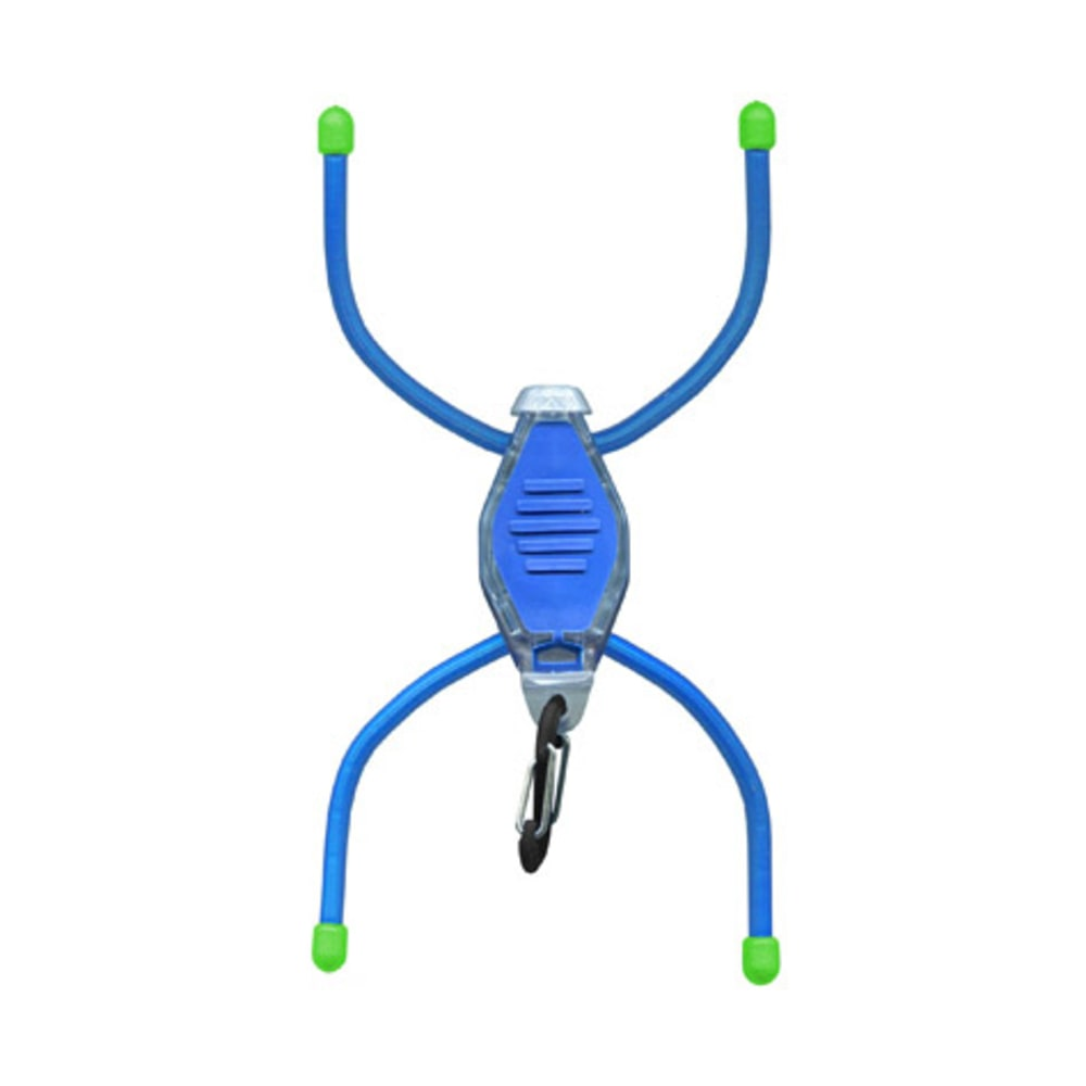 NITE IZE BugLit LED Micro Flashlight - BLUE