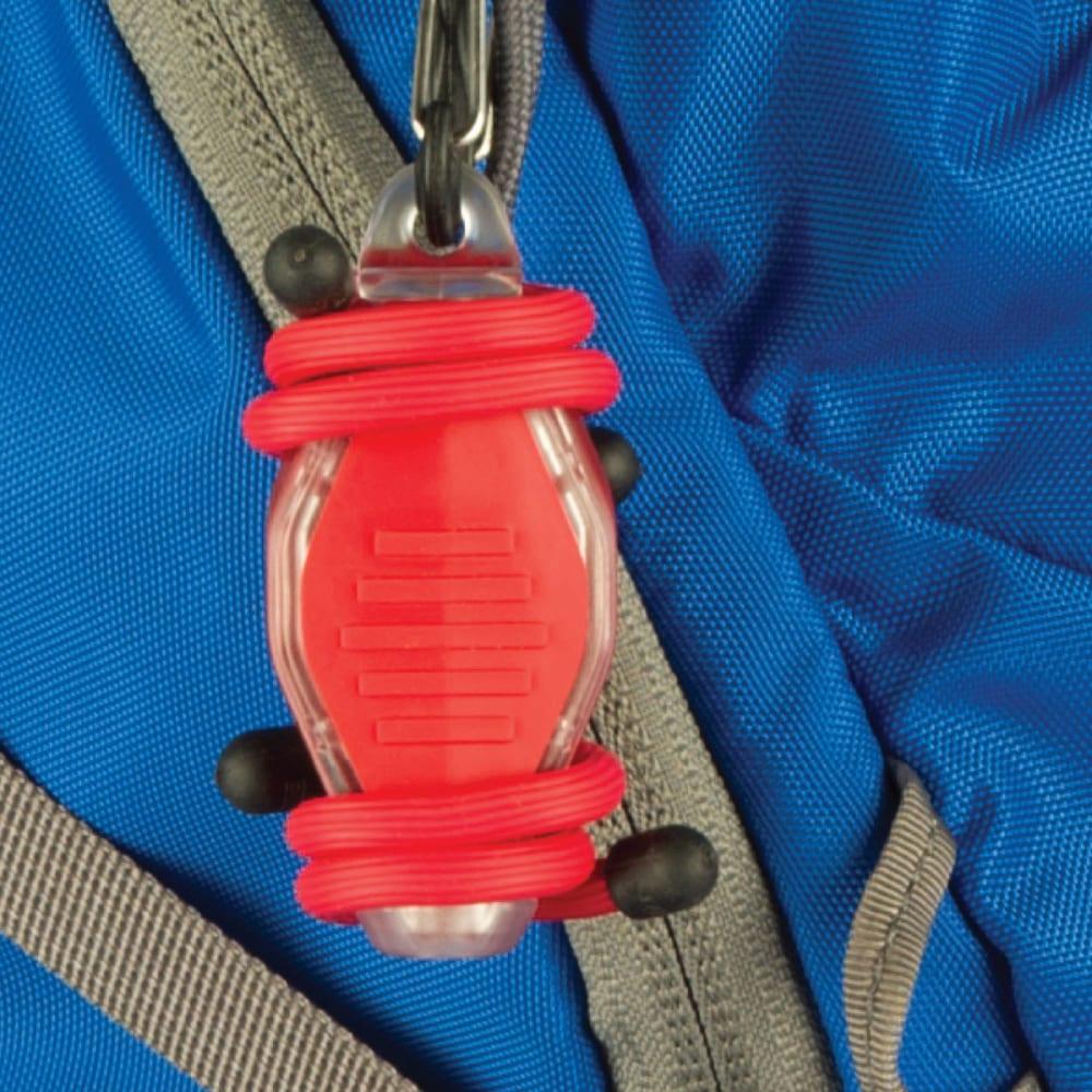 NITE IZE BugLit LED Micro Flashlight - RED