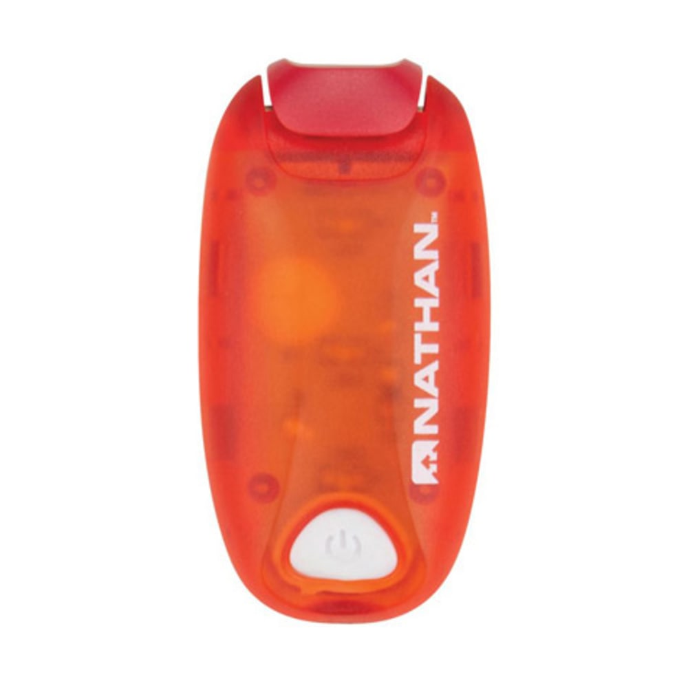 NATHAN SPORTS Strobe Light - TANGO RED