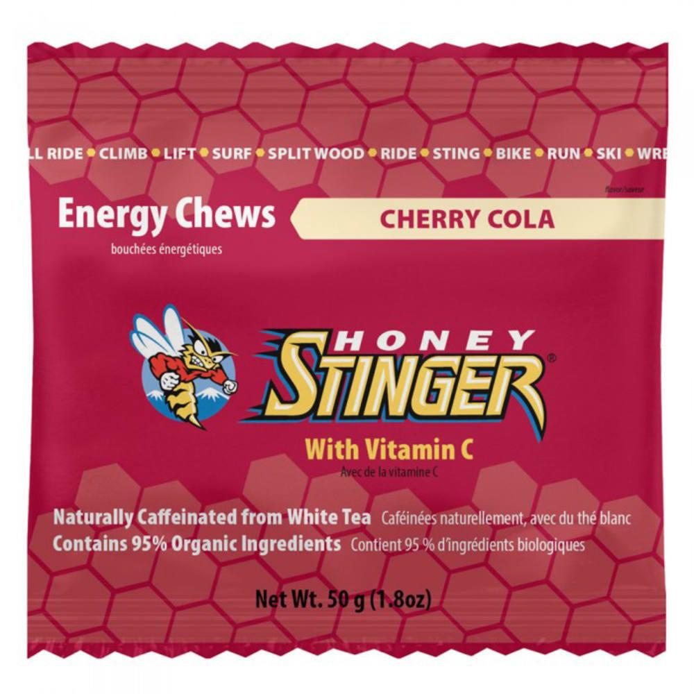 HONEY STINGER Organic Energy Chews - CHERRY COLA