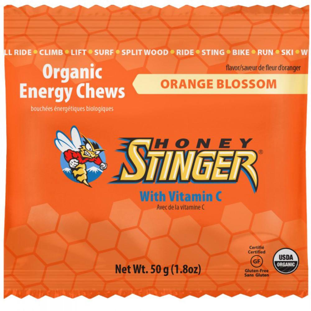 HONEY STINGER Organic Energy Chews - ORANGE BLOSSOM