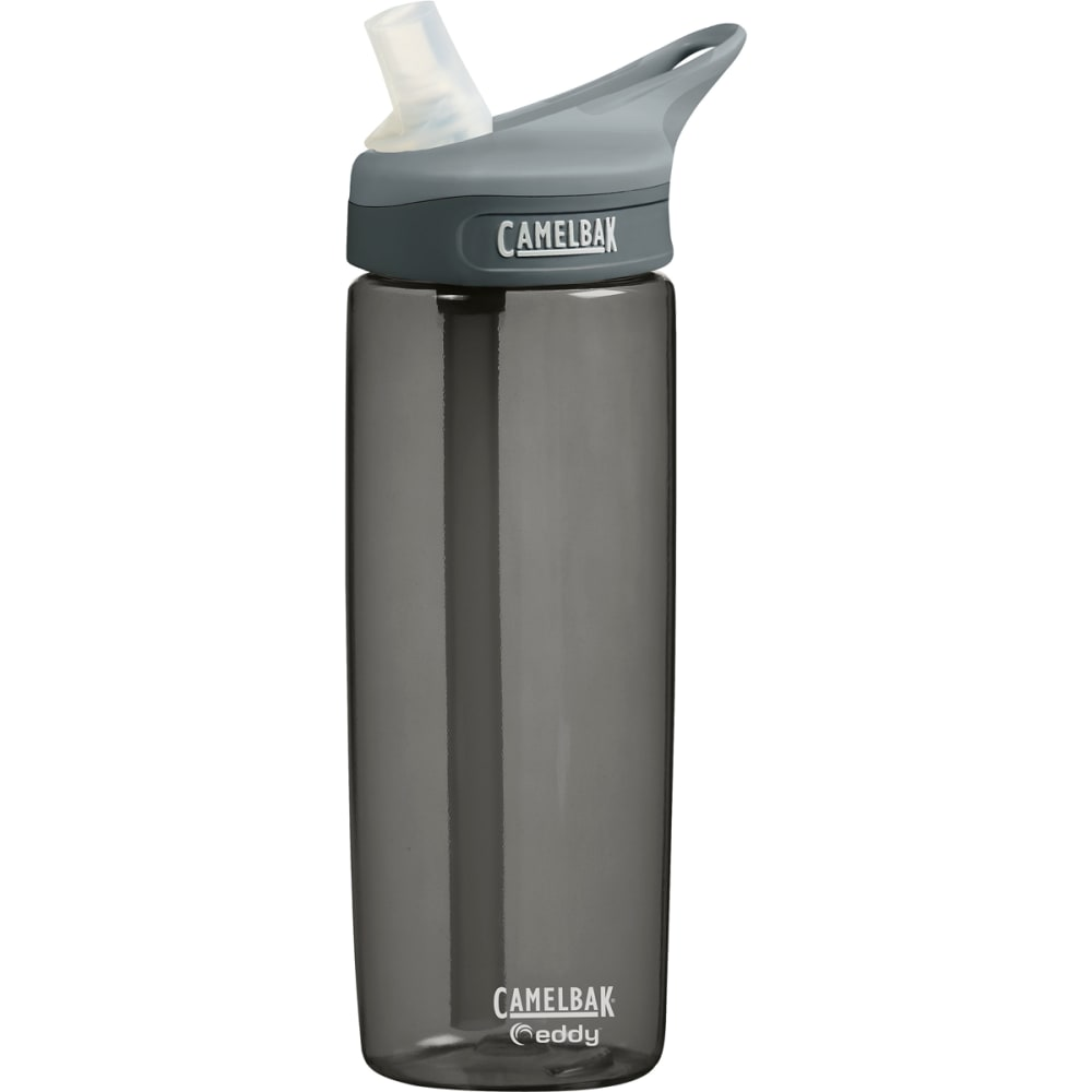 CAMELBAK 0.6L Eddy Water Bottle - CHARCOAL