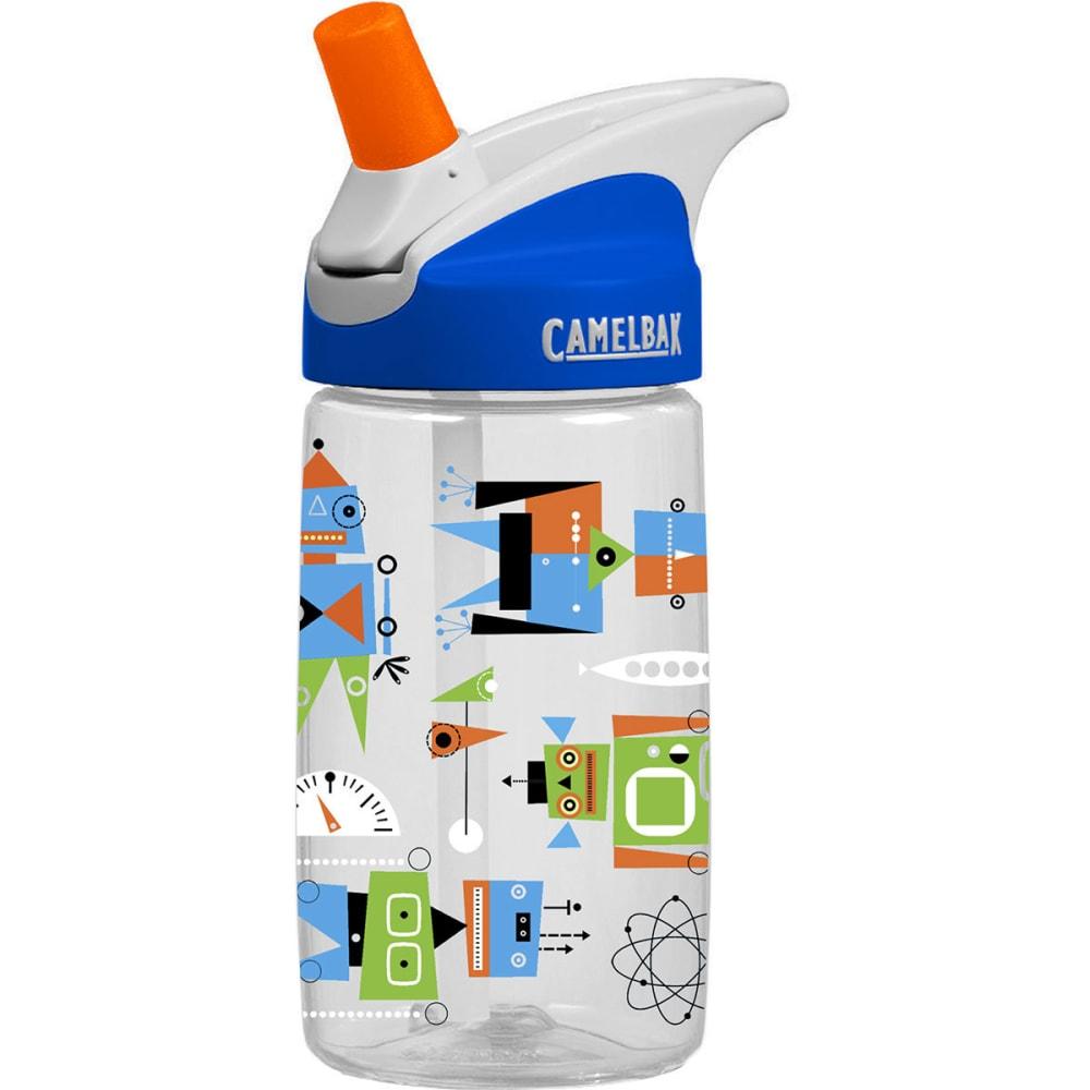CAMELBAK Kids' Eddy 12 Oz. Water Bottle - ATOMIC ROBOTS