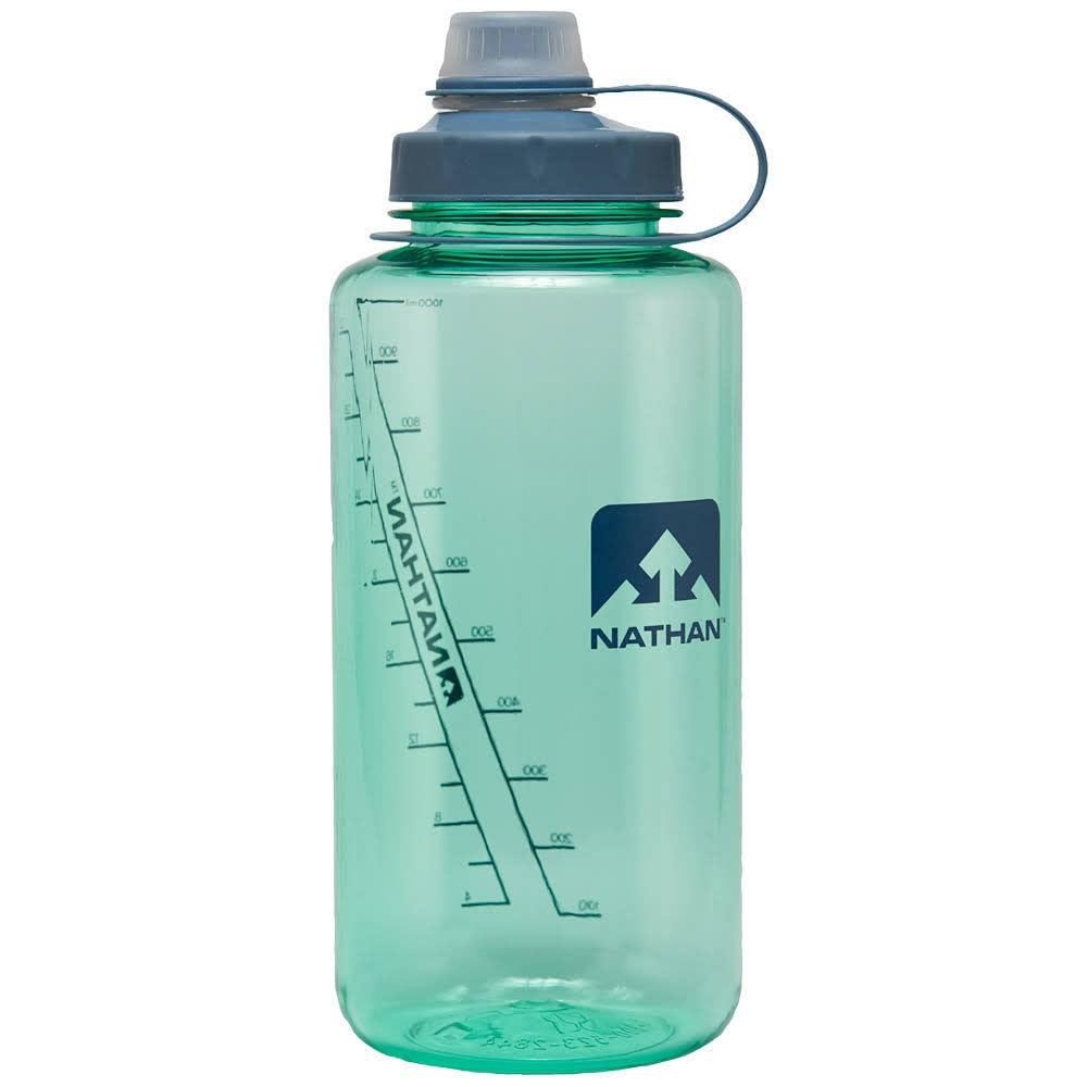 NATHAN BigShot Narrow Mouth Tritan Bottle - COCKATOO-NCT
