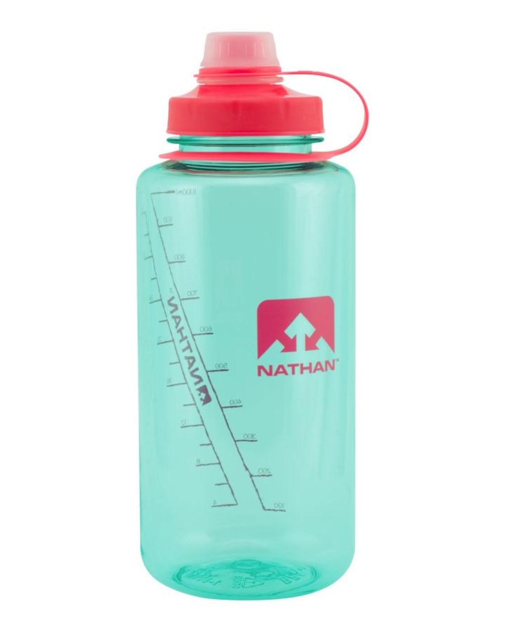 NATHAN BigShot Narrow Mouth Tritan Bottle - BLUE LIGHT