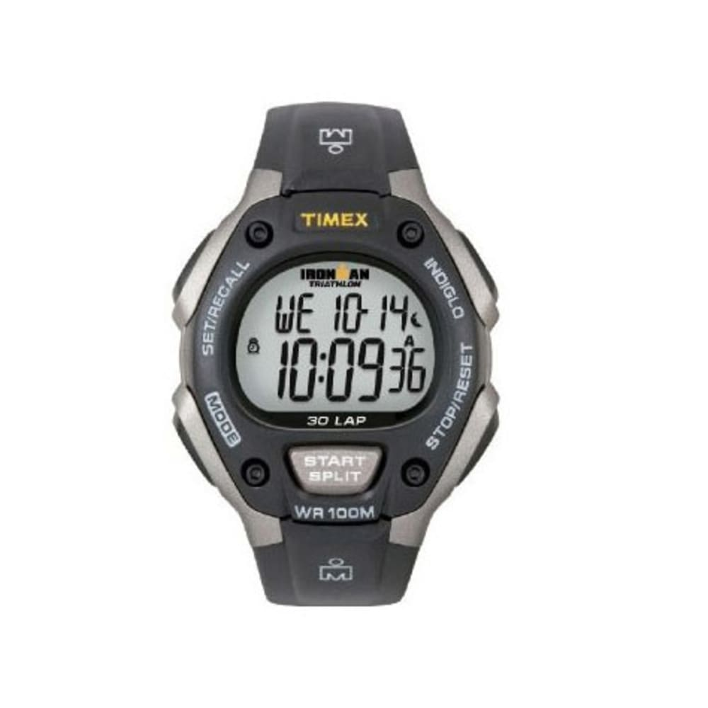 TIMEX Ironman 30-Lap Midsize Watch - GRAY