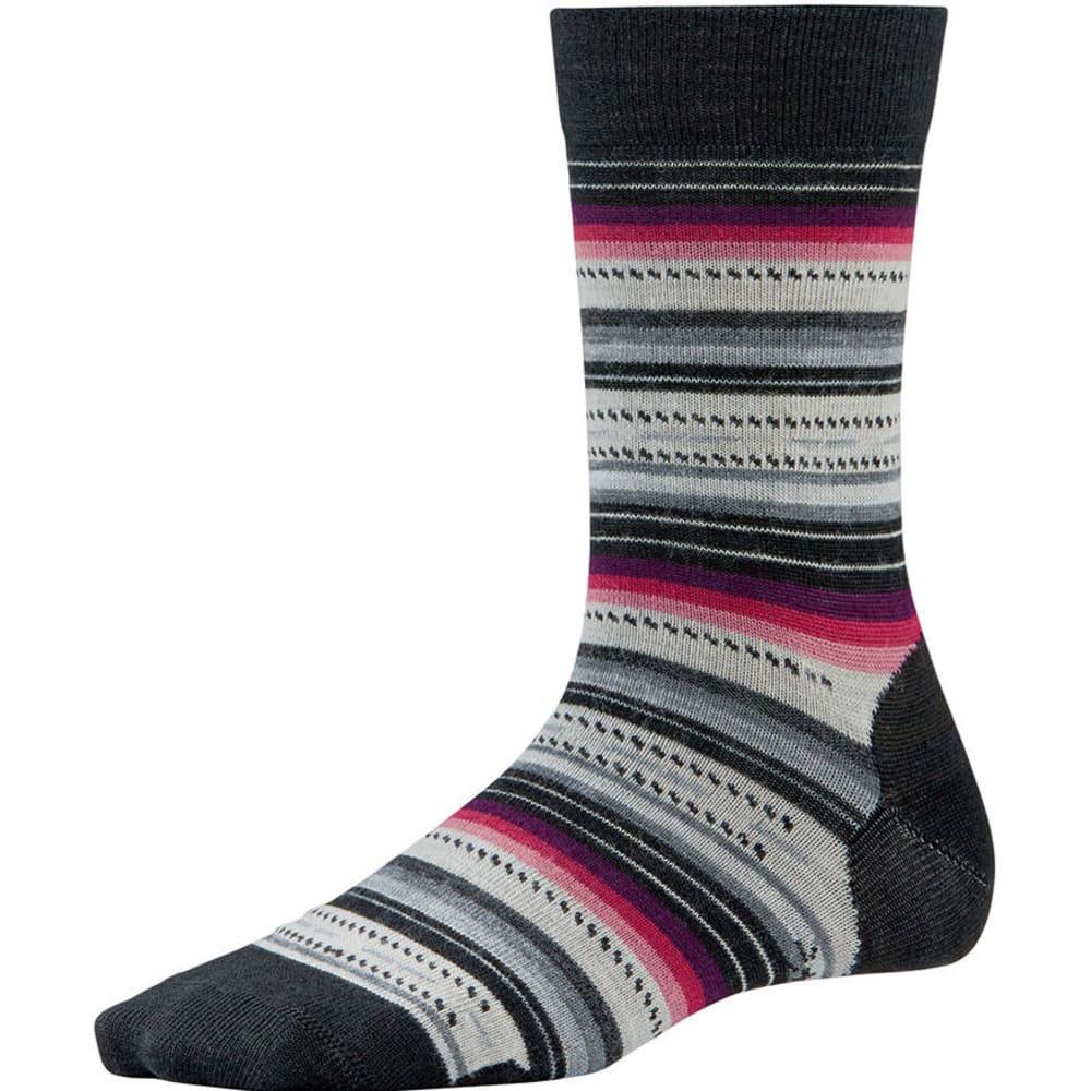 SMARTWOOL Margarita Socks - CHAR HTHR 003