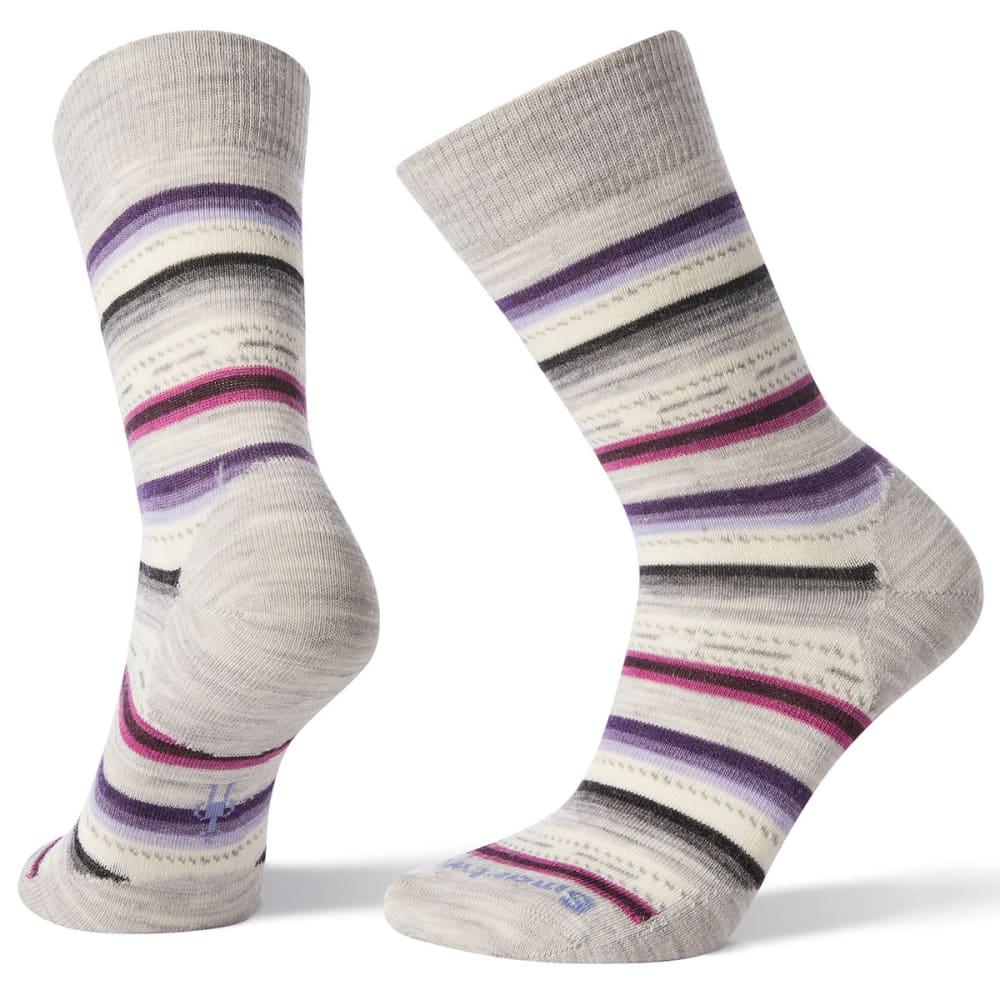 SMARTWOOL Margarita Socks - B24-MEADOW MAUVE