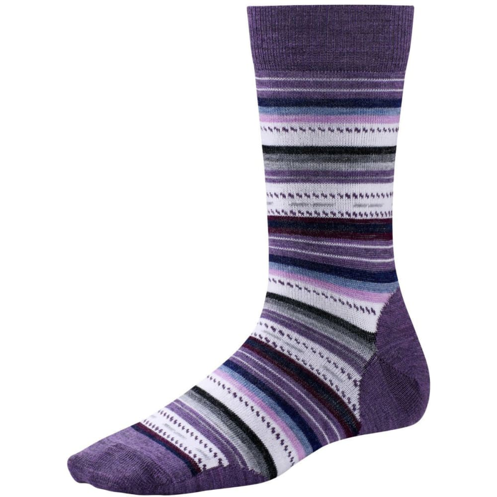 SMARTWOOL Margarita Socks - DESERT PURPLE 285