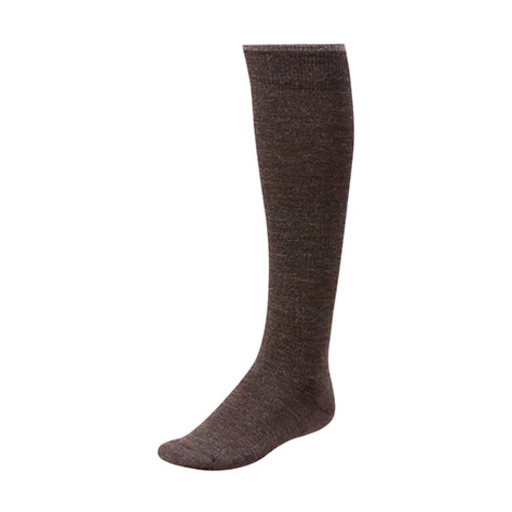 SMARTWOOL Women's Basic Knee-High Socks - CHESTNUT