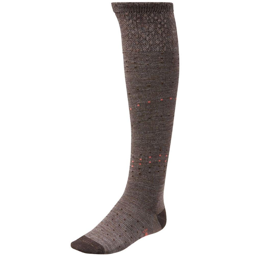 SMARTWOOL Women's Fanflur Socks - TAUPE