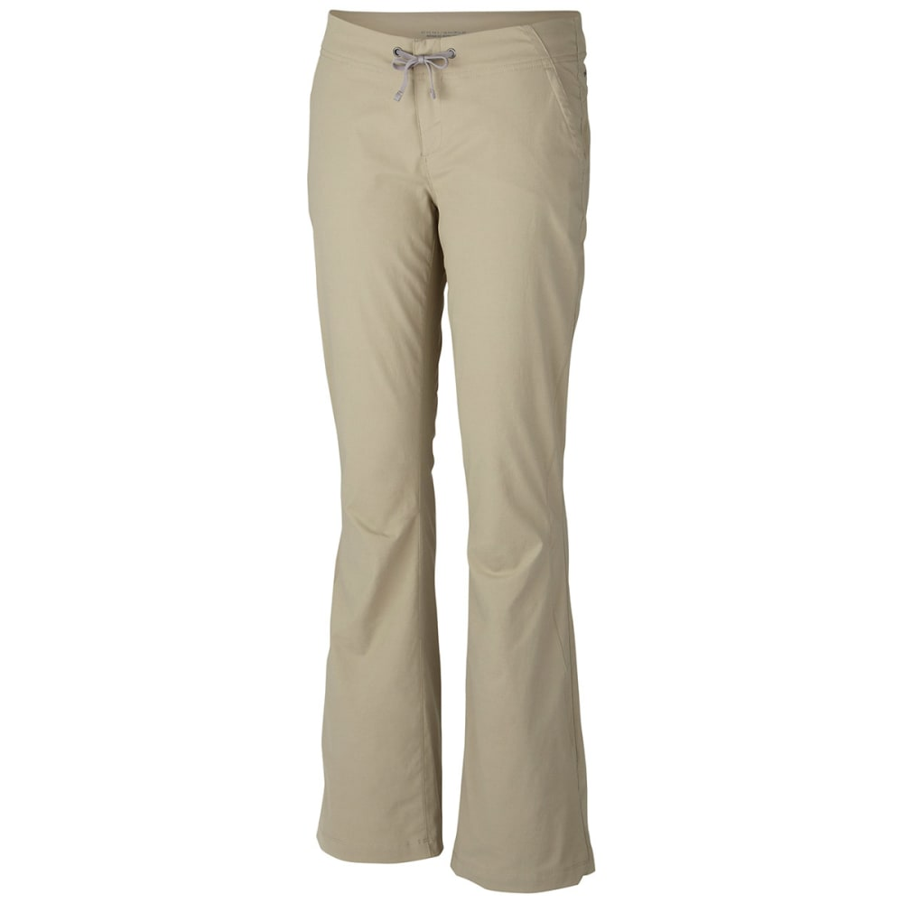 COLUMBIA Women's Anytime Outdoor Boot Cut Pants - 221-TUSK