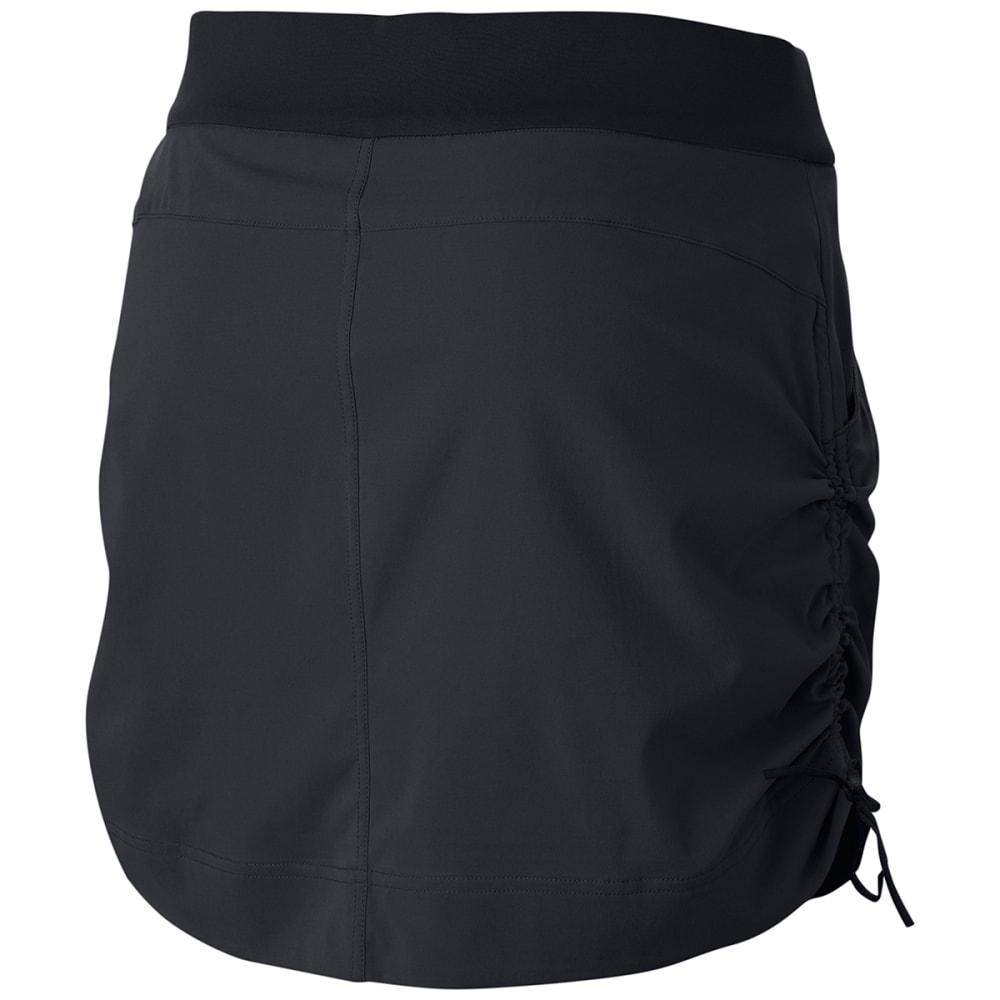 COLUMBIA Women's Anytime Casual Skort - 010-BLACK