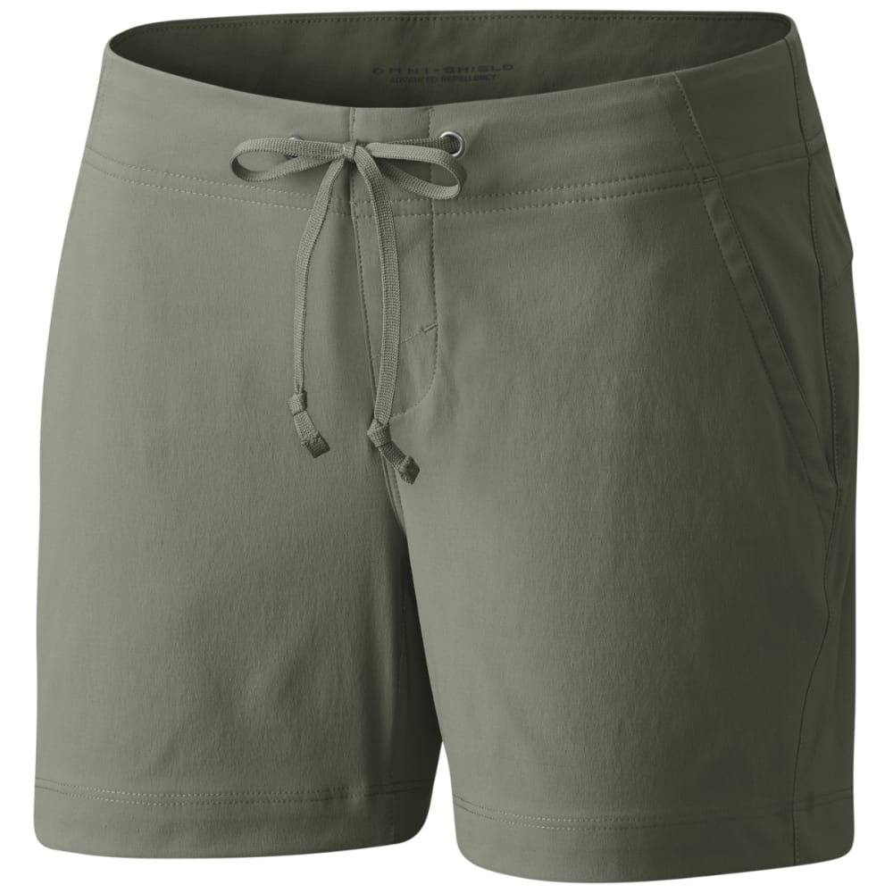 COLUMBIA Women's Anytime Outdoor Shorts - 316-CYPRESS