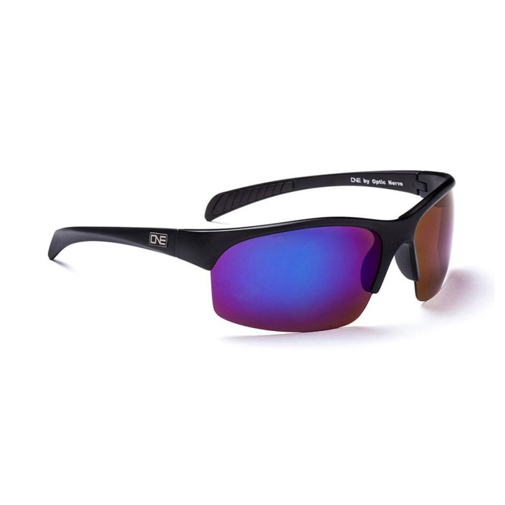 OPTIC NERVE ONE Singletrack Sunglasses - ONYX