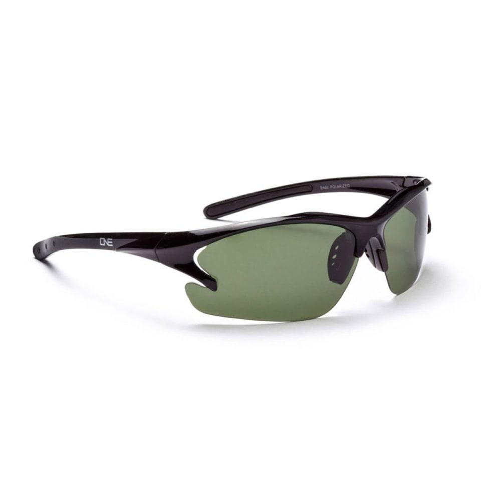 OPTIC NERVE ONE Endo Sunglasses - BLACK