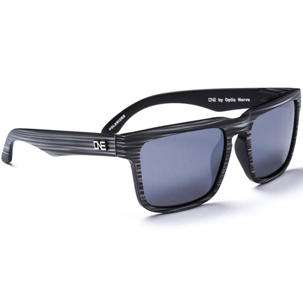 OPTIC NERVE ONE Mashup Sunglasses, Gray/Smoke - GREY