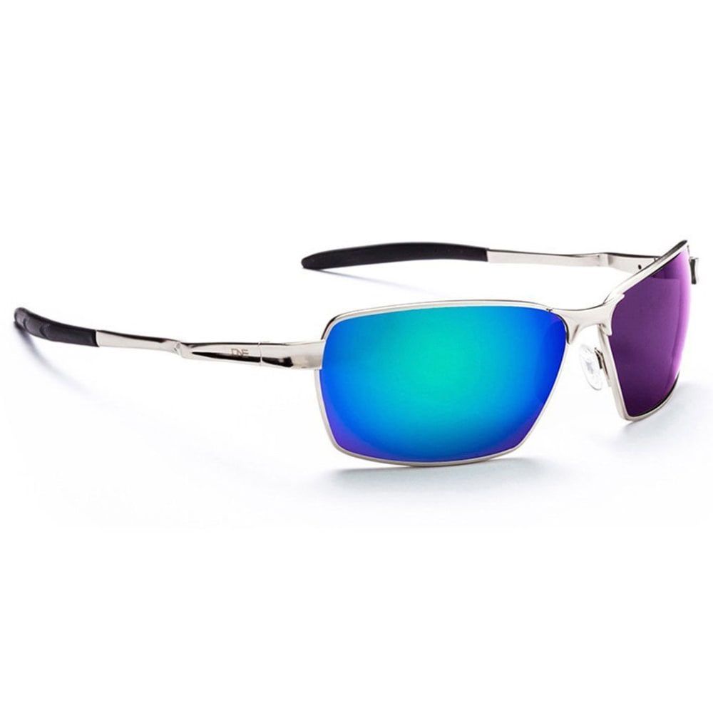 OPTIC NERVE ONE Blackhawk Sunglasses - SILVER 16019