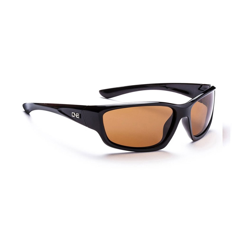 OPTIC NERVE ONE Avalanche Sunglasses, Black/Smoke - BLACK 16111